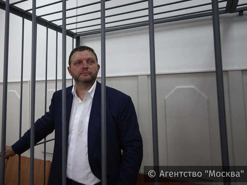 Суд наложил арест на имущество экс-губернатора Кировской области Белых