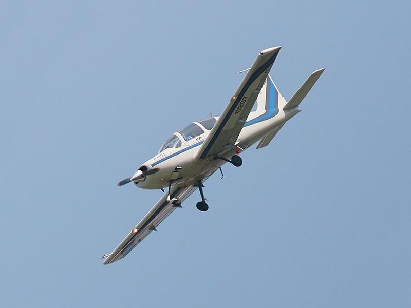 Легкомоторный самолет Ил-103 разбился в Алтайском крае. На борту находился один пилот, он погиб