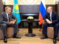 Назарбаев рассказал Путину, что президент Украины готов к компромиссам по Донбассу
