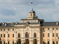 В Константиновском дворце в Санкт-Петербурге началась встреча президента РФ Владимира Путина и лидера Турции Реджепа Тайипа Эрдогана