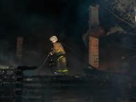 В Подмосковье после пожара ищут тела пропавших детей