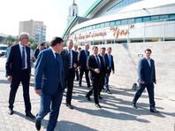 Екатеринбург, 2 августа 2016 года