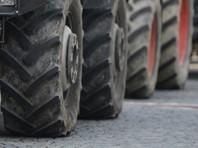 Под Ростовом-на-Дону заблокировали и отменили тракторный пробег кубанских фермеров