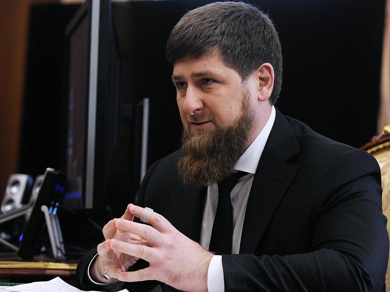 Кремль сообщил о ночной встрече Кадырова с Путиным