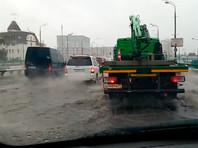На Москву обрушился затяжной дождь: за сутки выпала половина месячной нормы осадков