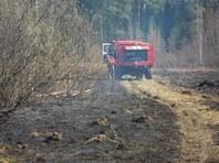 На ракетно-артиллерийском складе в Нижегородской области произошел пожар
