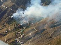 Пожар в дагестанском селе уничтожил десятки домов, без крова остались 500 человек