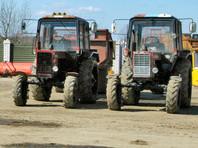Собиравшихся в Москву участников тракторного марша арестовали