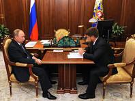 """В Кремле ночную встречу Путина с Кадыровым объяснили """"обычным рабочим графиком президента"""""""