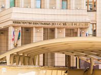 Ранее в МИД РФ подтвердили информацию СМИ о том, что задержанные граждане Украины Евгений Панов и Андрей Захтей дают признательные показания