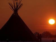 Шаровая молния убила ребенка в чуме на Ямале
