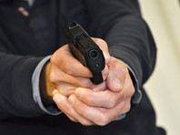 """Собеседник РИА """"Новости"""" в правоохранительных органах рассказал, что стрельбу по посту ГИБДД открыли двое азиатов"""