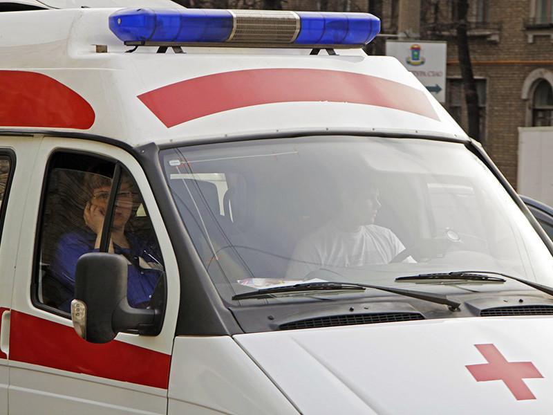 Десять человек, по предварительным данным, пострадали в результате столкновения автобуса МАЗ маршрута К13 и грузовика Volvo в Петербурге