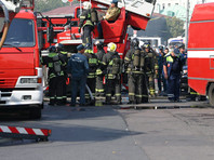 Площадь возгорания составила 500 кв. м. Сигнал поступил в 11:00 по местному времени (07:00 мск.). Через час спасатели рапортовали о ликвидации ЧП