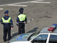 В Подмосковье на посту ГИБДД произошла перестрелка, двое полицейских ранены, нападавшие убиты