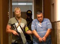 По данным ФСБ, в результате проведенных оперативно-разыскных мероприятий в ночь на 7 августа в районе города Армянска была обнаружена группа диверсантов