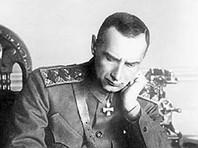 В Санкт-Петербурге 24 сентября установят мемориальную доску участнику белого движения в годы гражданской войны, адмиралу Александру Колчаку