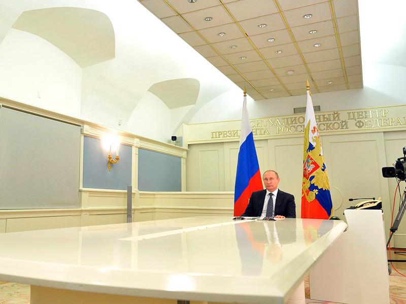 Путин заявил о бессмысленности встречи в нормандском формате по теме Донбасса