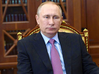 Путин прилетел в Крым, где проведет встречу с членами Совбеза