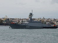В Средиземном море пройдут учения ударной группы кораблей Черноморского флота