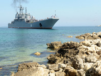 В Крыму начались логистические учения российских войск на фоне беспокойства Пентагона о скоплении военных РФ на границе