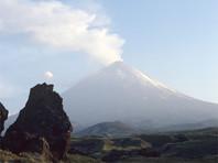 Вулкан Ключевской на Камчатке выбросил пепел на высоту 7 км