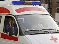В Петербурге при столкновении автобуса с грузовиком пострадали 10 человек