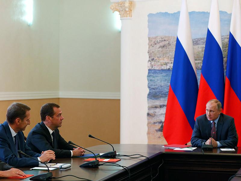 Президент России Владимир Путин заявил на совещании с членами Совбеза в Крыму, что Москва не собирается сворачивать отношения с Киевом