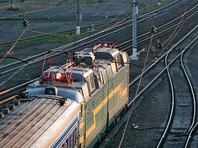 Пассажирский поезд Адлер - Петербург на полном ходу разорвало пополам под Воронежем