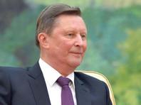 Иванов остался на посту главы группы по мониторингу законности в бизнесе