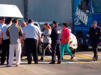 """В Тольятти работники """"АвтоВАЗагрегата"""" перекрыли федеральную трассу, требуя выплатить долги по зарплате"""