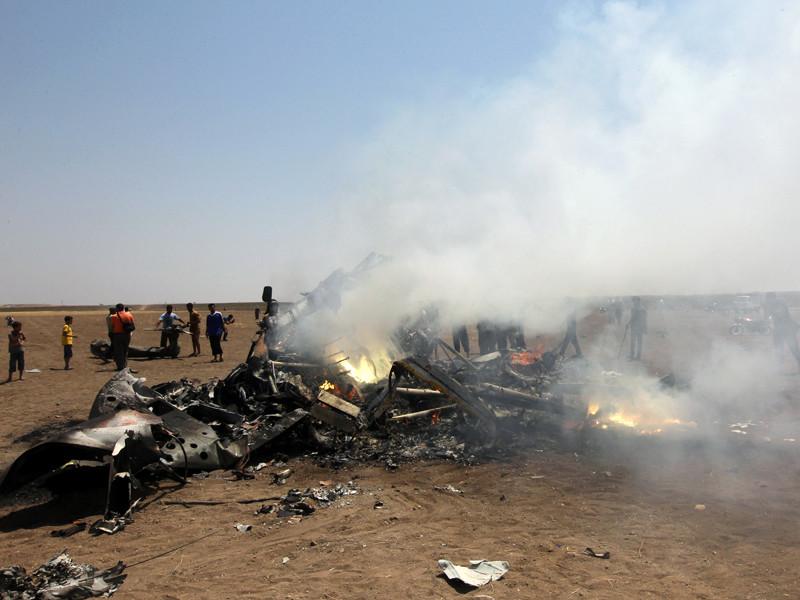 В сирийской провинции Идлиб в понедельник, 1 августа, сбит российский вертолет Ми-8