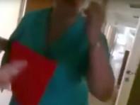 Сотрудницу дагестанской больницы временно отстранили от работы за грубый разговор с кормящей матерью (ВИДЕО)