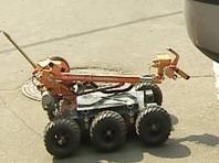 В Люберцах робот взорвал похожий на бомбу предмет
