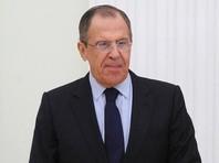 Лавров обвинил Запад в двойных стандартах по отношению к госпереворотам