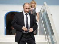 Кремль рассказал о важнейших зарубежных поездках Путина