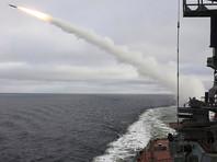 Крейсер и подлодка Северного флота нанесли учебный ракетный удар по врагу