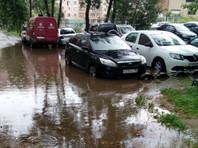 Синоптики объявили оранжевый уровень опасности в Москве из-за надвигающихся ливней