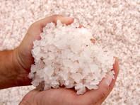 Правительство внесло соль в  список санкционных продуктов
