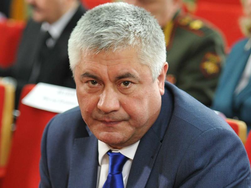 Колокольцев уволил полковника Захарченко в связи с утратой доверия