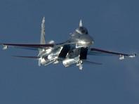 Российский истребитель Су-27 перехватил самолет-разведчик США над Черном морем