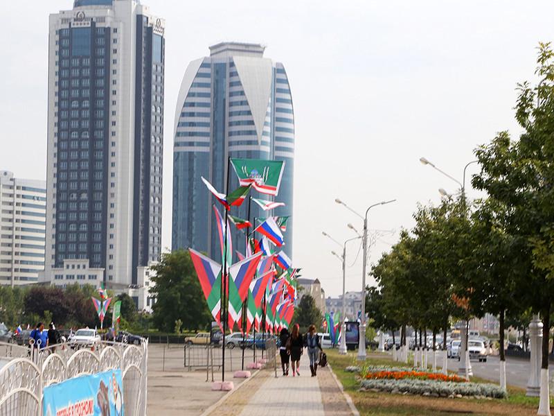Путин назвал Чечню примером эффективного функционирования федеративного государства
