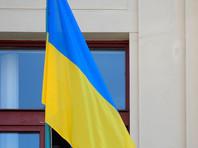 Генконсульство Украины в Петербурге забросали шариками с краской