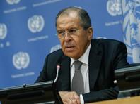 Лавров просит предъявить боеприпасы, которыми бомбили гуманитарный конвой в Сирии