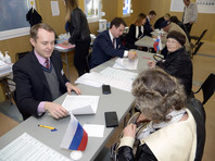Ранее Элла Памфилова объявила об отмене результатов выборов в Госдуму на девяти избирательных участках