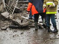 На Сахалине солдата-срочника погребло под рухнувшей стеной
