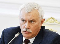 Губернатор Петербурга опроверг слухи о своей отставке