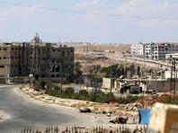 Алеппо, Сирия, 16 сентября 2016 года