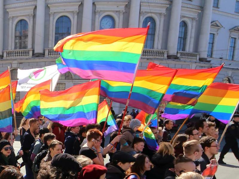 ЛГБТ-активисты уведомили власти Санкт-Петербурга о проведении гей-парада и митингов
