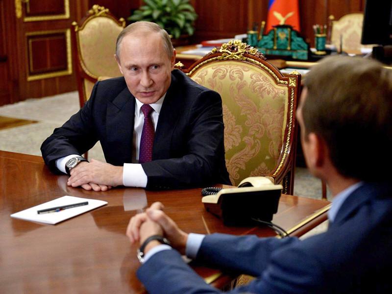 Путин предложил Нарышкину сменить Фрадкова на посту главы Службы внешней разведки